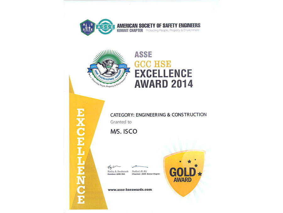 ISCO - Integral Services Co. for Mechanical Contracting & Instrumentation WLL - Multi Disciplinary Contractor in Kuwait