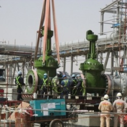 Wara Pressure Maintenance Plant in South & East Kuwait Areas - ISCO - Integral Services Co. for Mechanical Contracting & Instrumentation WLL - Multi Disciplinary Contractor in Kuwait