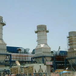 Exhaust Gas Systems for Al-Zour Power Plant - ISCO - Integral Services Co. for Mechanical Contracting & Instrumentation WLL - Multi Disciplinary Contractor in Kuwait