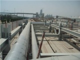 Replacement/ Installation of IRT Pipe lines in KNPC Shuiaba Refinery