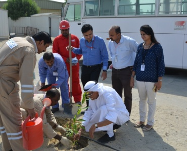 ISCO Celebrated World Environment Day  - ISCO - Mechanical Contracting & Instrumentation WLL - Multi Disciplinary Contractor in Kuwait